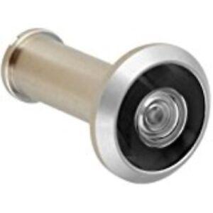 Stanley N330-712 Door Viewer, Satin Nickel