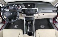 Honda ACCORD 2013-ON 2 DOOR Floor Mats 4 pce H Logo fronts