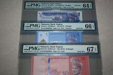 (PL) PMG BF 6666666 RM 1 RM 10 ZETI & RM1 AZIZ TAHA SAME PREFIX SOLID NUMBER 6