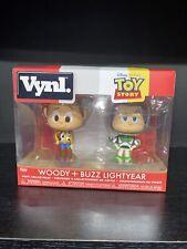 New listing Funko Vynl. Disney Pixar Toy Story Woody Buzz Lightyear Figure Collectibles New