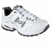 MISMATCHED Skechers Men's Vigor 2.0 Serpentine Memory Foam Shoes 51242