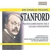 Charles Villiers Stanford - Sir : Piano Concerto No. 3; Cello Concerto (2007)