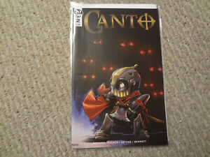 CANTO #2 1ST PRINT HOT BOOK
