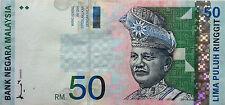 RM50 Ahmad Don side sign Note AH 6080994