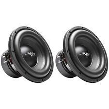(2) NEW SKAR AUDIO SDR-10 D2 10