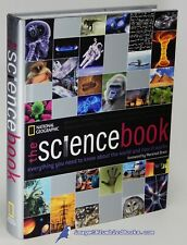 The Science Book: Everything You Need to Know by National Geographic F/F 84275