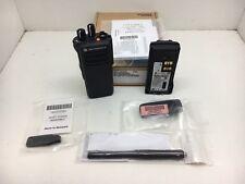 Globe Roamer Motorola DP4401 VHF 136-174MHz MotoTRBO Radio w/ GPS MDH56JDC9KA1AN