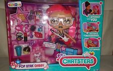 Chatsters Gabby Pop Star Interactive Talking Chat Animated Doll New Toys R Us