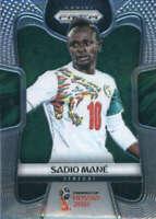 2018 Panini Prizm World Cup #282 Sadio Mane Senegal Soccer Card