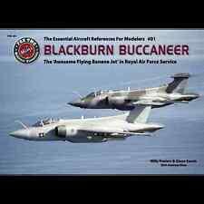 AirDoc FTM001 Blackburn Buccaneer S.2B in RAF Service