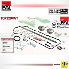 FAI TIMING CHAIN KIT TCK129VVT FITS BMW CITROEN MINI R55-61 PEUGEOT 208 308 508