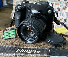 Fujifilm FinePix S Series S5200 5.1MP Digital Camera - Black