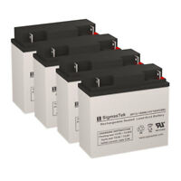 Rechargeable, high Rate para Systems Minuteman MM250//2 AC Replacement Battery