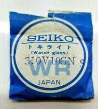NOS. seiko 310v10gn Crystal Glass  for Seiko 3703-8010