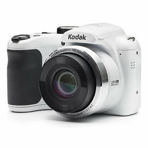 Kodak PIXPRO AZ252 Digitalkamera 16 Megapixel LCD Display Zoom 720p