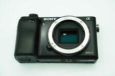 Sony A6000 24.3 Mp Mirrorless Digital Slr Camera - Black