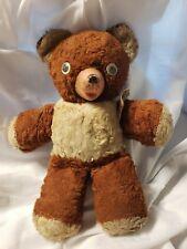 Vintage Cubbi GUND Bear Plush Suffed Animal Grunge