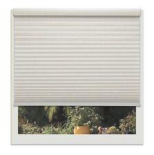 "Window Shades Seashell 34"" x 66"" Cordless Light Filtering Linen Avenue"