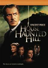 HOUSE ON HAUNTED HILL Movie POSTER 27x40 C Vincent Price Carol Ohmart Richard