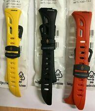 cinturino casio RFT-100 resina originale CASIO SPORT PHYS vari colori