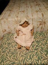 Oriental doll by Annette Himstedt, 1991, full size baby named Taki