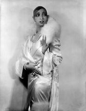 Josephine Baker Black And White 8x10 Picture Celebrity Print
