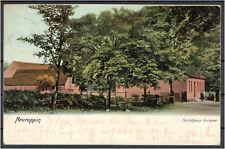 AK Neuruppin Forsthaus Tornow echt gelaufen (742115)