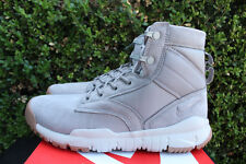 "NIKE SFB 6"" SPECIAL FIELD BOOT SZ 9.5 DUST GREY RIVER ROCK 862507 003"