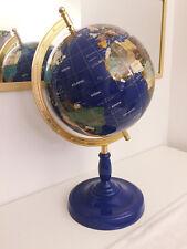 Pierres semi-précieuses Globe terrestre avec Lapis