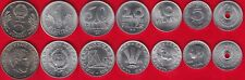 Hungary set of 7 coins: 2 filler - 5 forint 1973-1991 UNC