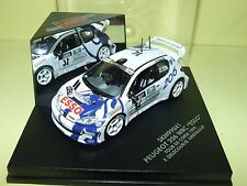 PEUGEOT 206 WRC RALLYE TOUR DE CORSE 1999 F. DELECOUR VITESSE SKM99041 1:43