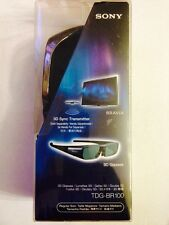 SONY TDG-BR100 3D Active Glasses for Sony 3D HDTV . Brand New . Authentic