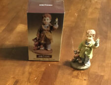Hometrends Holiday Child Figurine in Original Packaging