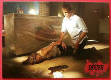 DEXTER - Seasons 5 & 6 - Individual Trading Card #11 - Back at Work