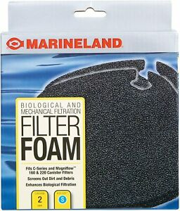 Marineland PA11481 C-Series & Magniflow 160 &220 Canister FilterFoam Rite Size S