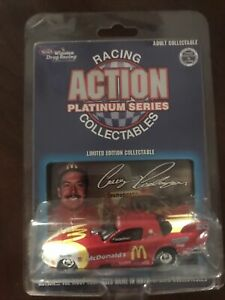 Cruz Pedregon 1996 McDonalds Pontiac Firebird Funny Car-Action Platinum Series