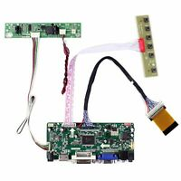 HDM I DVI VGA LCD Controller Board For 21.5inch LTM215HT04  1920x1080 LCD Screen