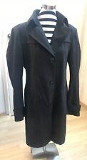 Drykorn Skopje Trenchcoat, Mantel, Schwarz Gr. 52 Einreihig, Preisvorschlag