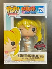 FUNKO POP NARUTO SHIPPUDEN SEXY JUTSU #726 SPECIAL EDITION EXCLUSIVE