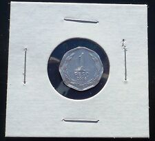2008 Chile One 1 Peso Liberator O'Higgins Circulated