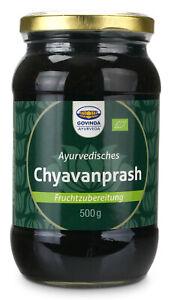 Bio Ayurvedisches Chyavanprash, 500 G Gemischt von Govinda
