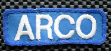 """ARCO ATLANTIC RICHFIELD PATCH GAS OIL COMPANY COLLECTIBLE 4 1/2"""" x 1 1/ 2"""""""