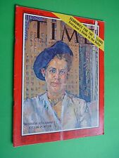 TIME Atlantic magazine 1960 november 28  Business Columnist Sylvia Porter