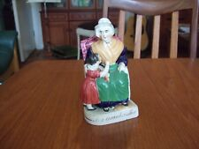 Staffordshire Pottery Figure Antique My Grandmother