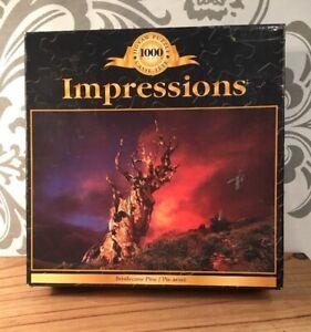 1000 Piece Jigsaw Puzzle Sure Lox Impressions Bristlecone Pine NIB Sealed #378