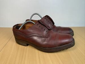 Mens Hoggs of Fife Commando Style Shoes Size UK 10