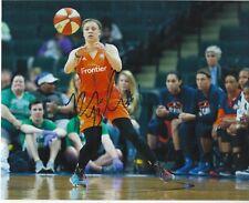Rachel Banham Signed 8 x 10 Photo Wnba Basketball Connecticut Sun Free Shipping