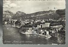 vecchia cartolina SORRENTO  MARINA GRANDE 75449
