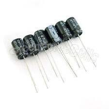 50 x 4.7uF 400V Radial Electrolytic Capacitor 8 x 12mm