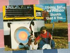 50 Postcards Little Lee Comic Trucking I Dunno Bar We probably Shoulda used Tree